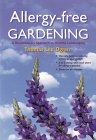 allergy-free gardening book cover